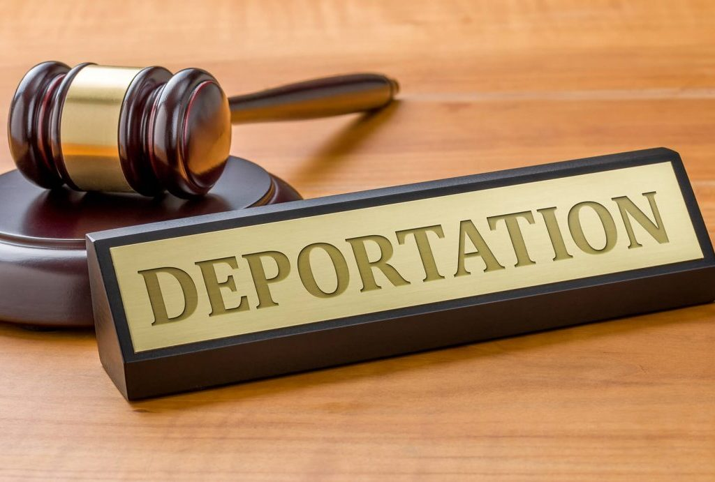 Detained Removal (Deportation) Proceedings